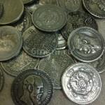 Серебрение с чернением по латуни