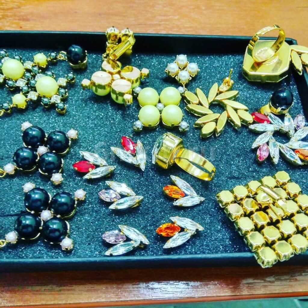 Серебрение серег, колец, бижутерии и ювелирных изделий в Москве